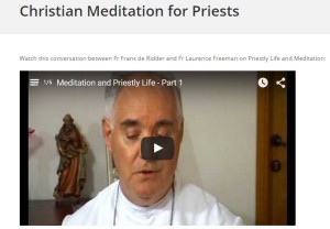 Meditation for Priests