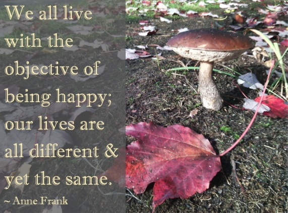 Happy Friday Quote from Anne Frank